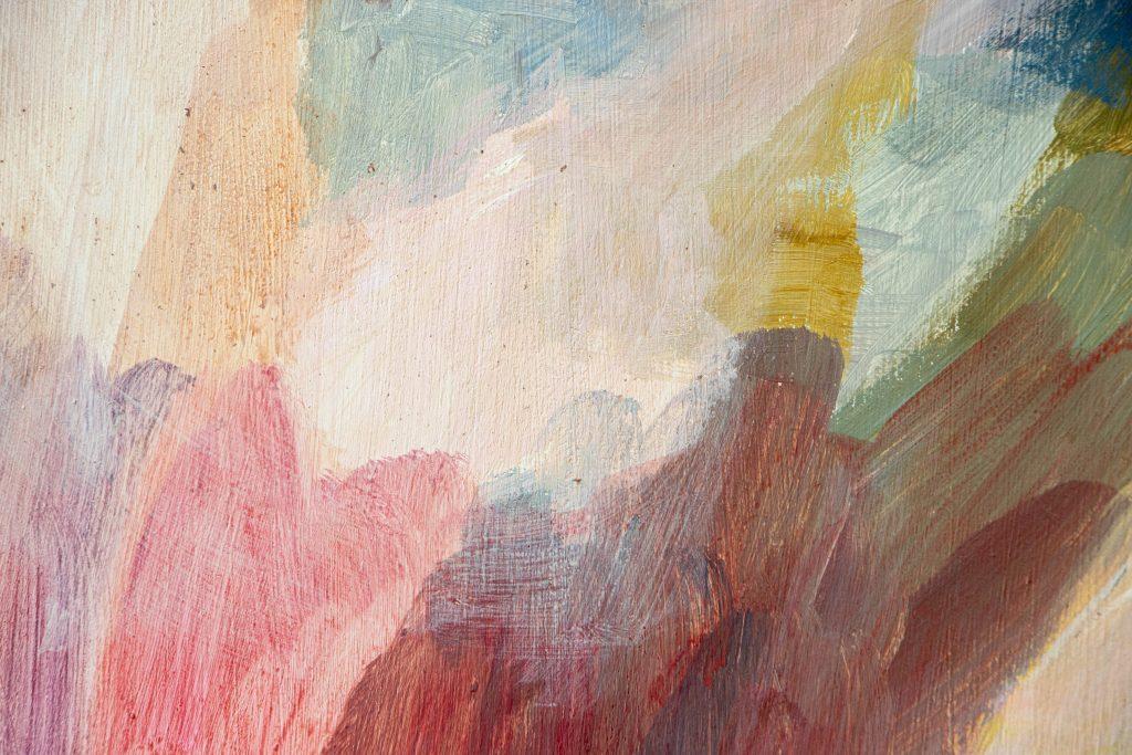 Omakuva, detail