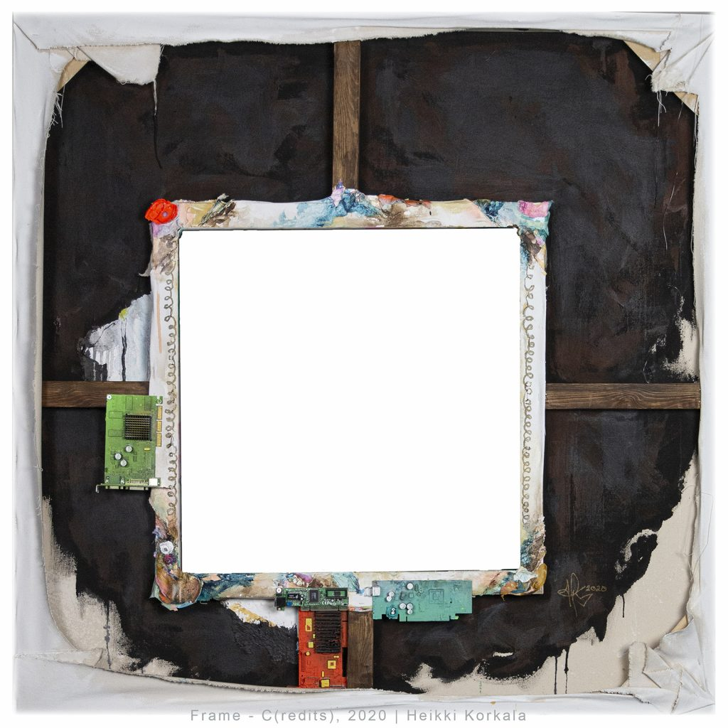 Frame - C(redits)